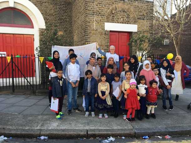 Community Walk, 23 Feb 2019